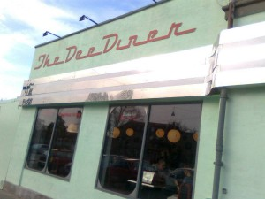 Dee Diner på Vigerslev Allé er lukket