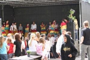 Kulturfestival for børn og unge i Valby
