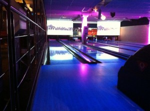 Mere end et bowling center