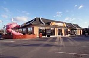 McDonald's fastfood i Valby