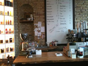 Kaffebar i Valby