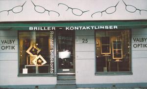 Byens lokale optiker – Valby Optik