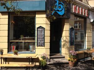 Snabel B – Ny retro kaffebar i Valby