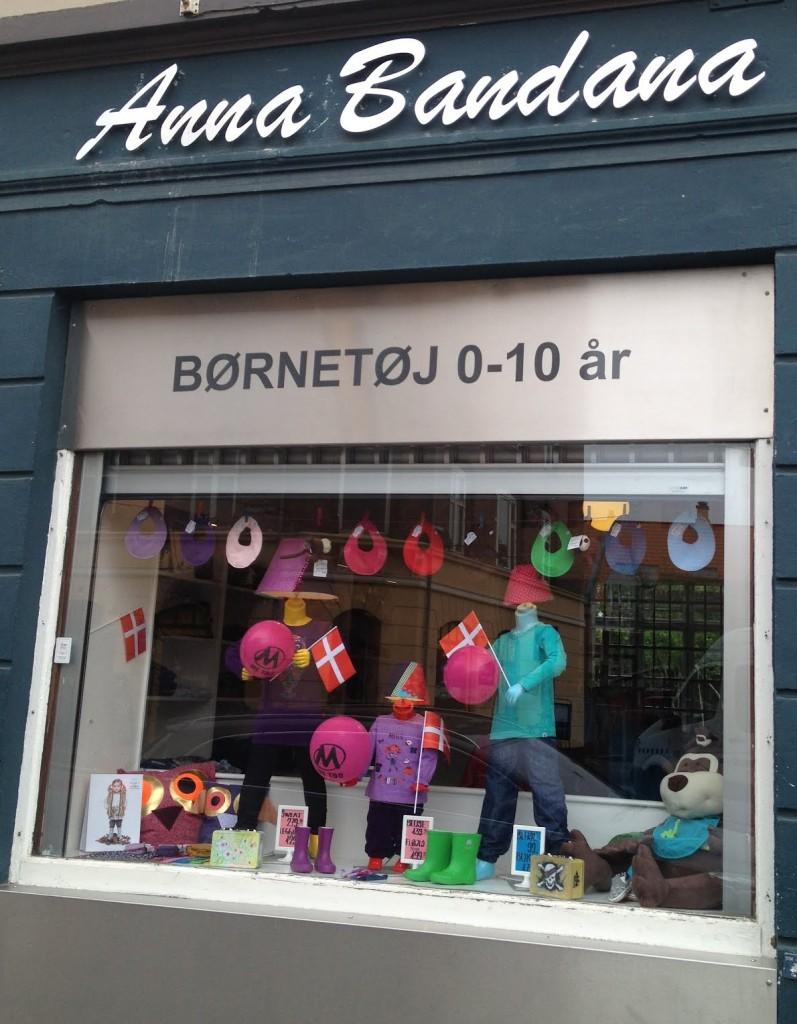 Mød Anna Bandana – børnetøj på Valby Langgade