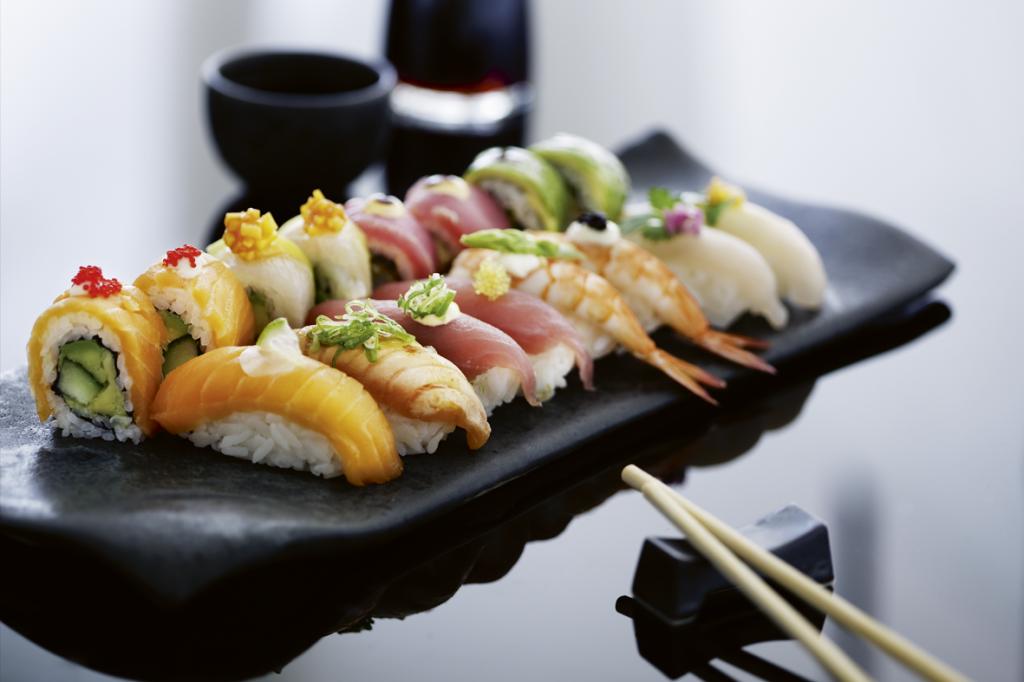 sushi roskilde
